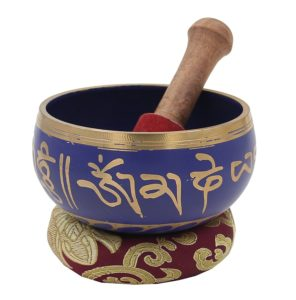 DharmaObjects Medium Tibetan Singing Bowl