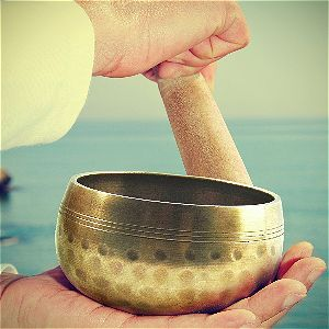 Ohm Store Tibetan Singing Bowl Set