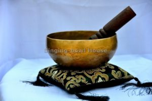 "Thamelmart 6"" Singing Bowl, the Best Singing Bowl Available"
