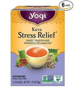 Yogi Kava Tea Review - Roots of Being