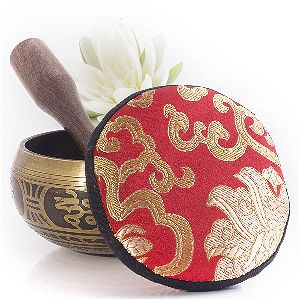 Silent Mind Singing Bowl Set