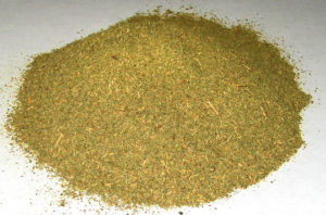 Kratom Powder Source: Wikipedia