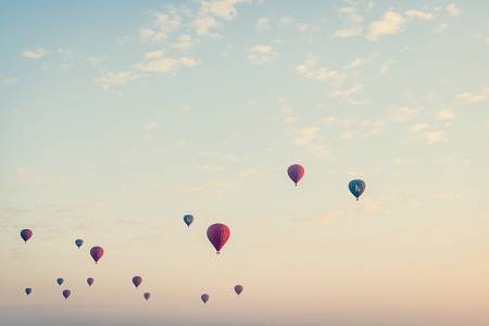 Balloons of Calm