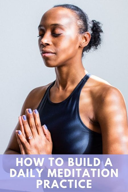 How to Meditate Daily