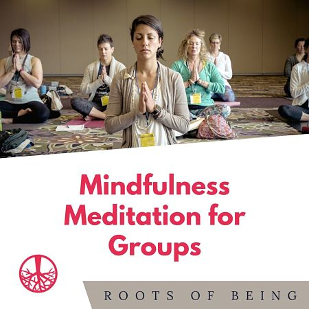 mindfulness exercises for groups