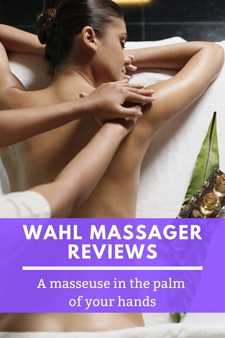 Wahl Massager Reviews
