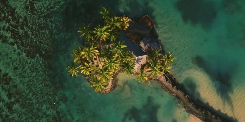 Fiji from Above