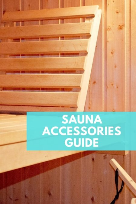 sauna accessories guide